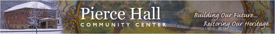 Pierce Hall Community Center 1