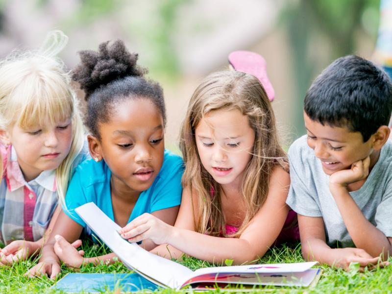 Summer Reading Program (6-10 yr olds)