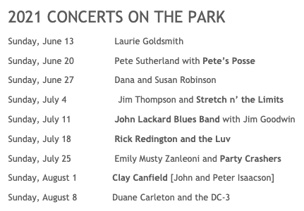 Rochester Concerts on the Park