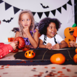 Halloween Party in Hancock